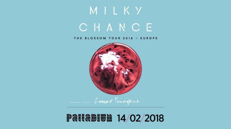 Milky Chance koncerts