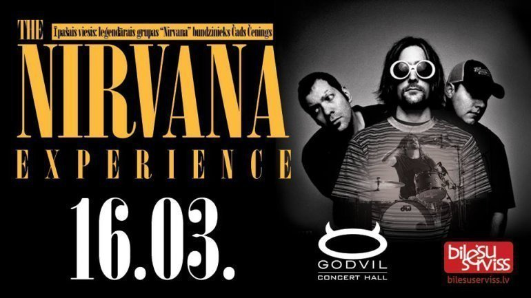 The Nirvana Experience un Čads Čennings